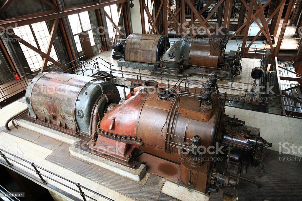 Alten power plant – Foto