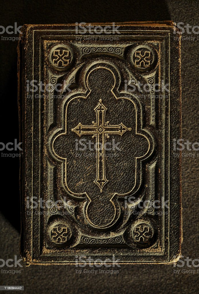 old prayer book royalty-free stock photo