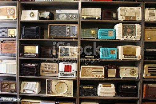 1065736660istockphoto Old Radios 509824849