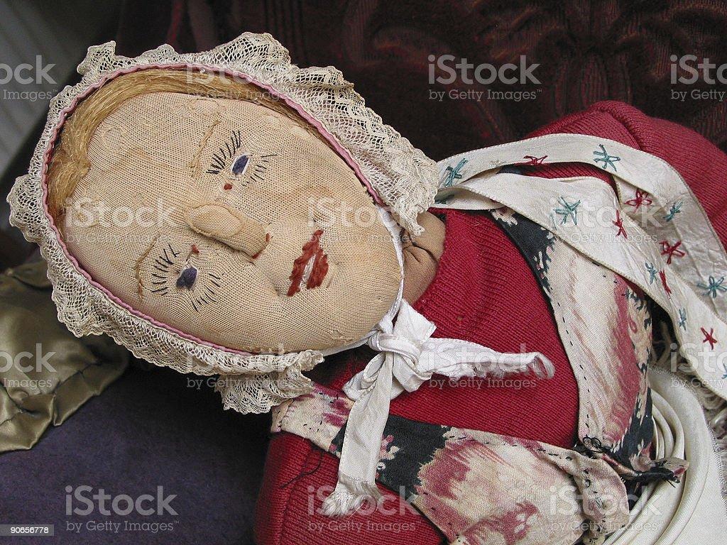 Old Boneca de Pano - foto de acervo
