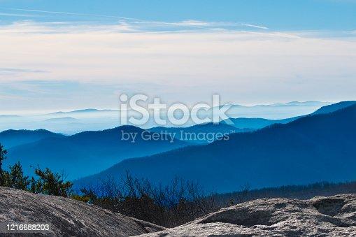 istock Old Rag Mountain - Virginia 1216688203