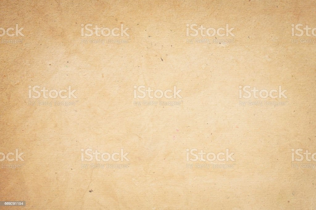 old  recycled paper texture or background stock photo