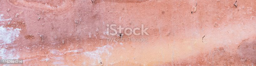 old red brick macro photo