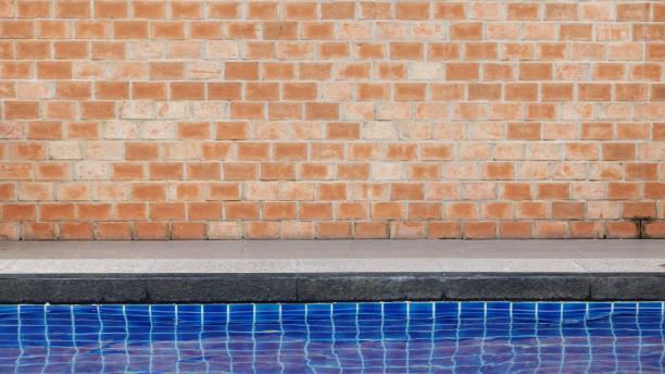 Old red brick wall texture – zdjęcie