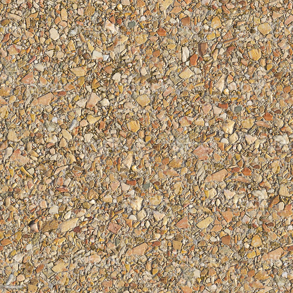 Old Red Concrete Surface. Seamless Texture. royalty-free stock photo