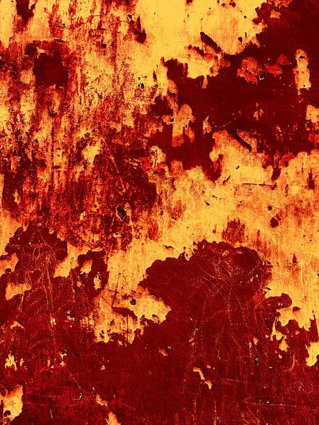 Alte Rote Wand Hintergrund – Foto