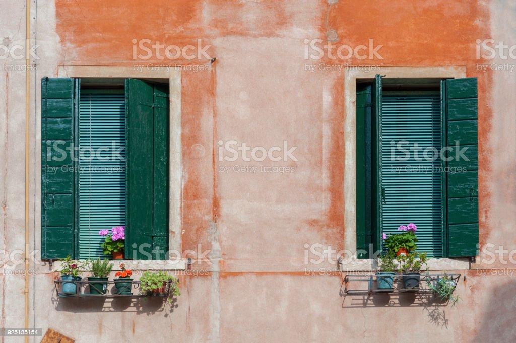 Altes Wohnhaus in Italien – Foto