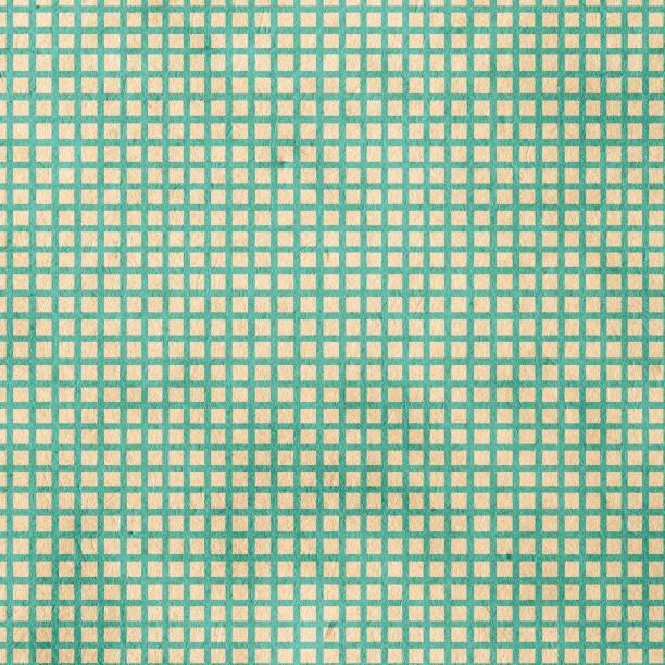 vieja retro patrón en papel de grunge - geometric background fotografías e imágenes de stock