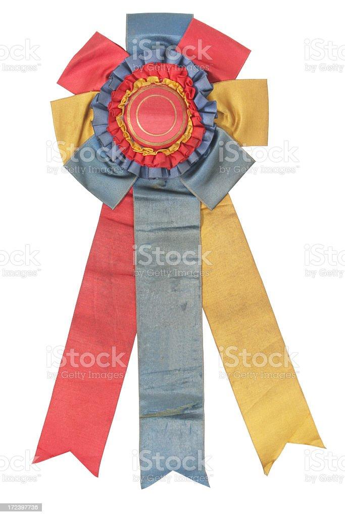 Old ribbon royalty-free stock photo