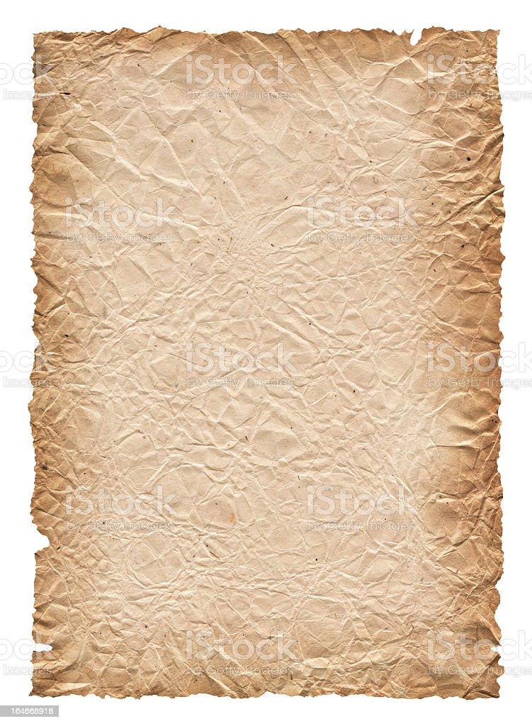 Old Ricepaper XXL stock photo