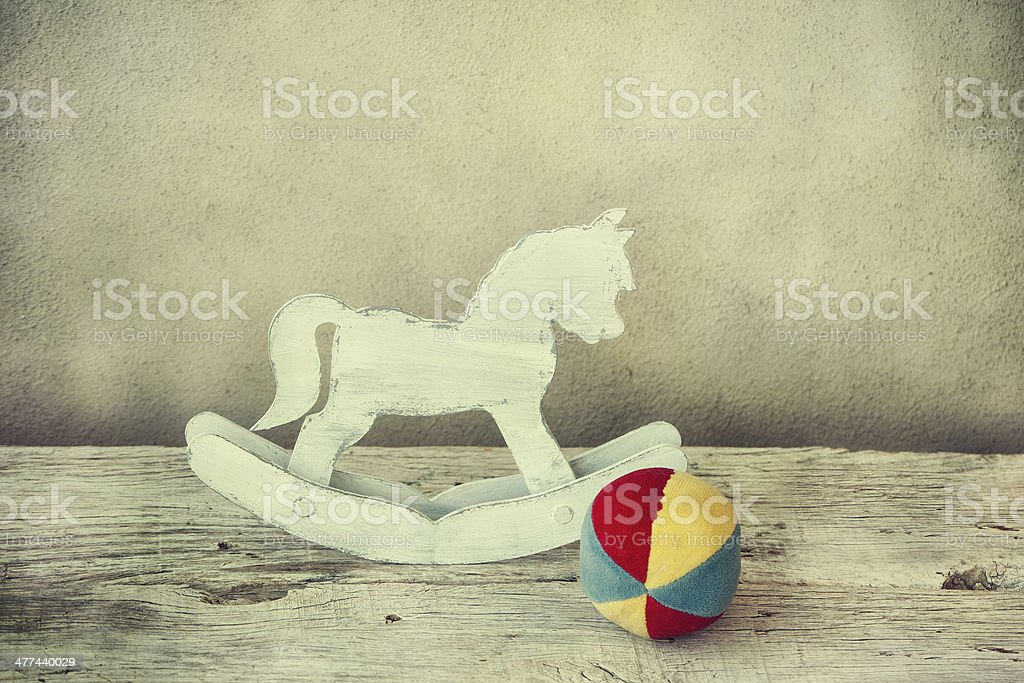 Old Rocking Horse Stock Photo Download Image Now Istock