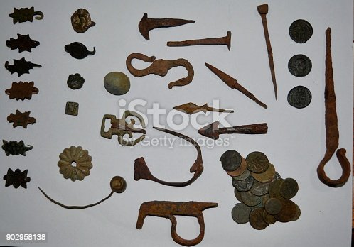 istock old roman finds 902958138