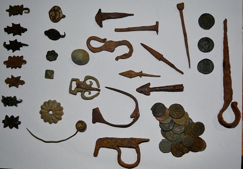 old roman finds