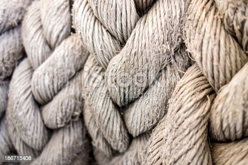 Old ropes.
