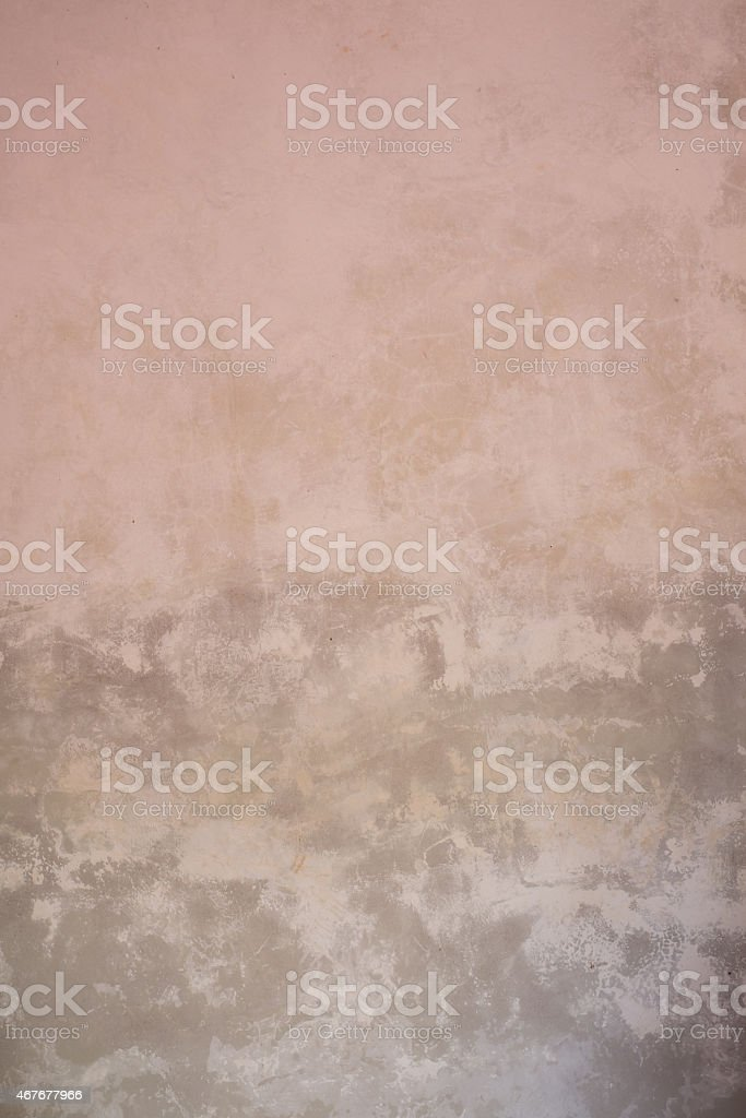 Old rose exposed  concrete wall texture wallpaper. stock photo