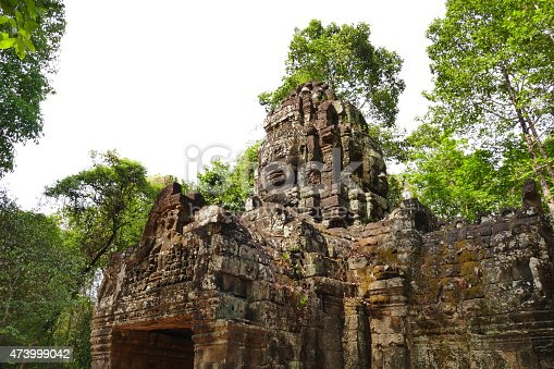 478956028istockphoto Old Ruin of Preah Khan Temple in Cambodia 473999042