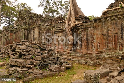 478956028istockphoto Old Ruin of Preah Khan Temple in Cambodia 473999142
