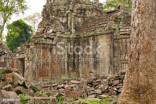 478956028istockphoto Old Ruin of Preah Khan Temple in Cambodia 473999144