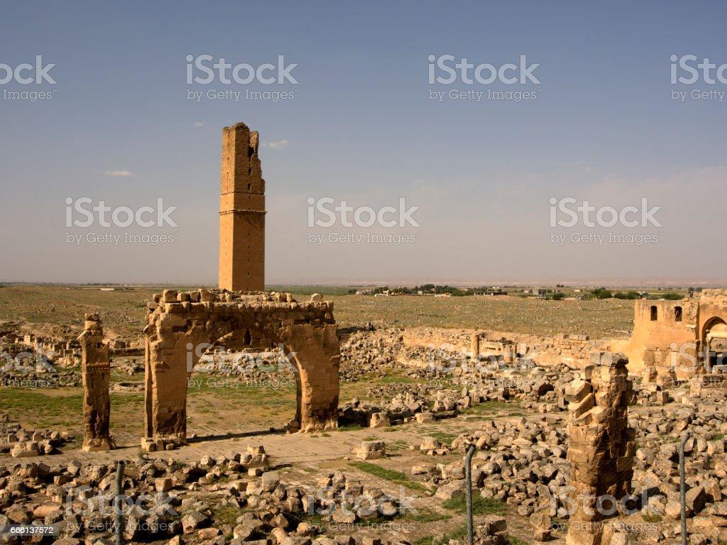 Old Ruins Of Harran, stock photo