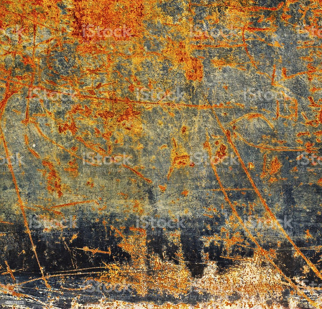 Old rust iron metal texture. royalty-free stock photo