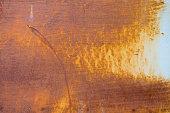 Old Rust steel metal iron background texture