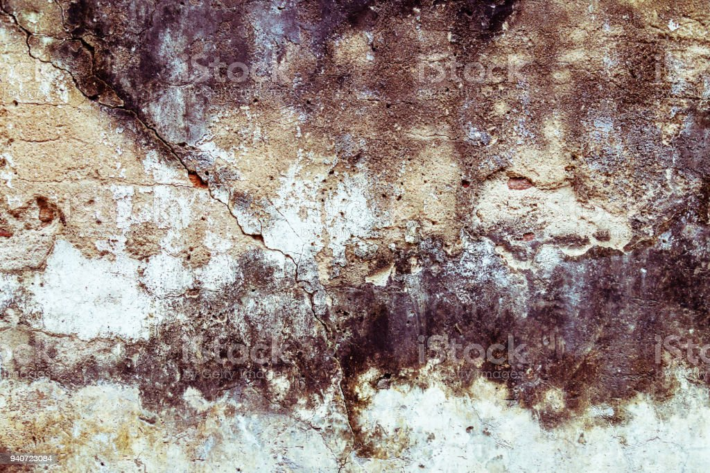 Old Rustic Concrete Texture Wall Background Royalty Free Stock Photo