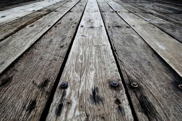 alte rustikale Grunge aus Holz – Foto