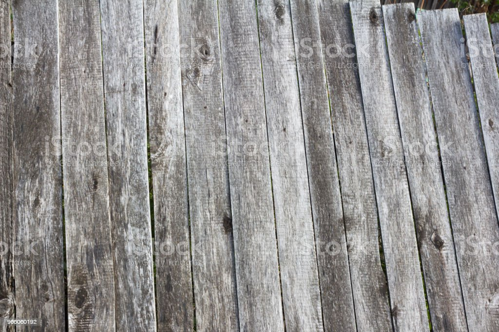 gamla rustika rangliga trästaket - Royaltyfri Bildbakgrund Bildbanksbilder