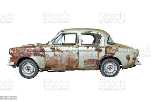 Old rusty classic car isolated on white backgroundold rusty ancient picture id974657464?b=1&k=6&m=974657464&s=612x612&h= uxn pa hqikjjntwtyi22dqjdl44s53mglp0lrtmc0=