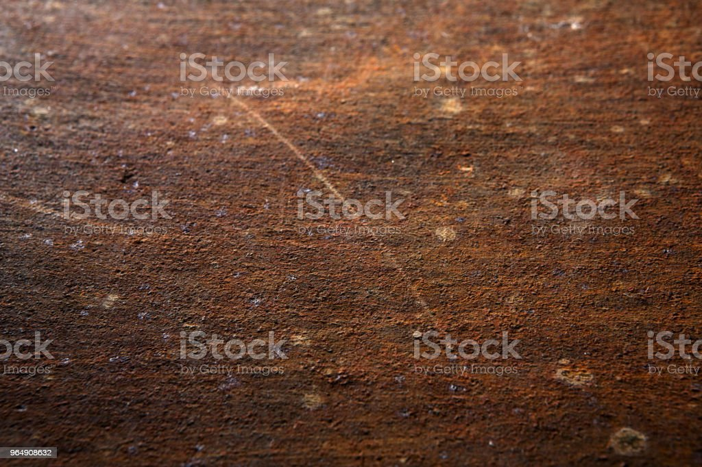 Old rusty iron background royalty-free stock photo