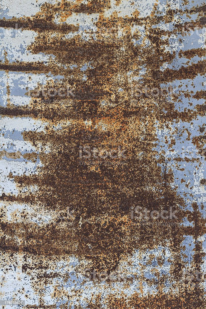 Old rusty metal royalty-free stock photo