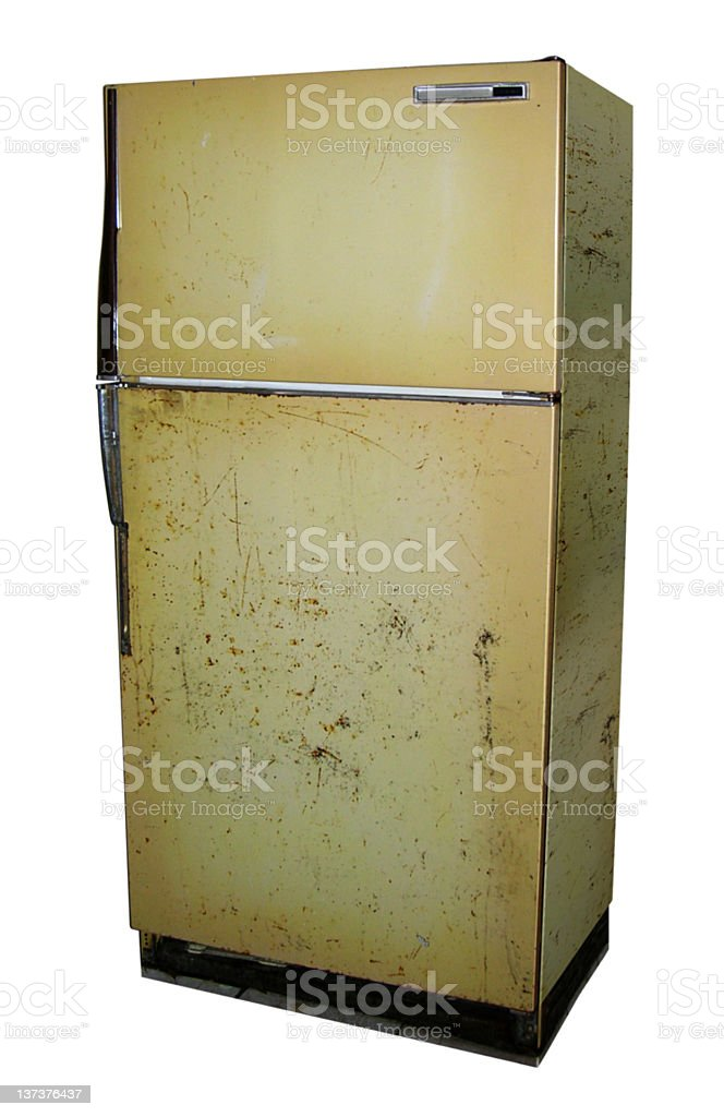 Royalty Free Old Fridge Pictures Images And Stock Photos
