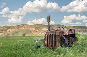 istock old rusty tractor 503069361