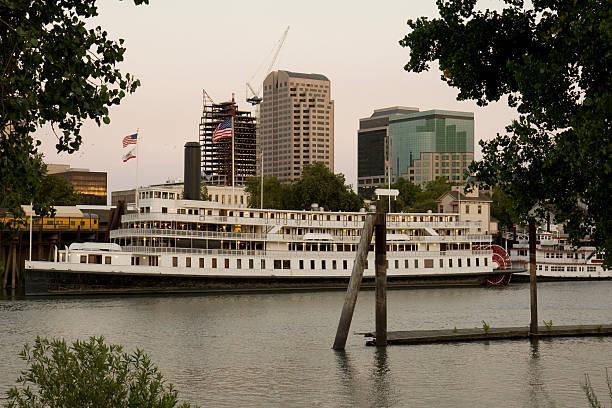 Old Sacramento - foto de acervo
