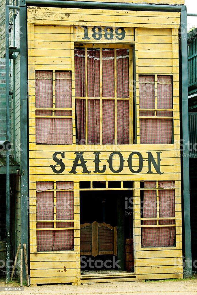 Saloon | 1880 Union Hotel