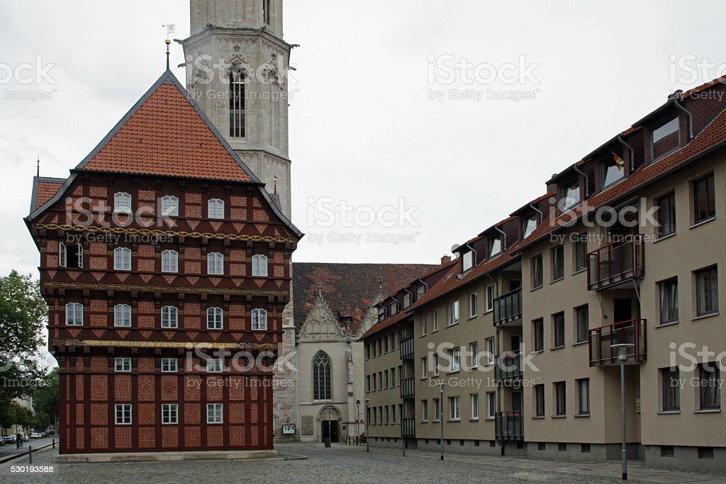 Alte Waage Braunschweig – Foto