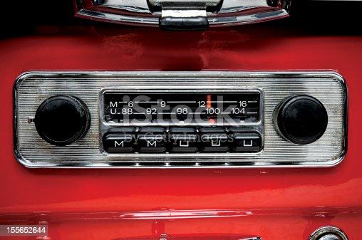 istock old school car radio 155652644