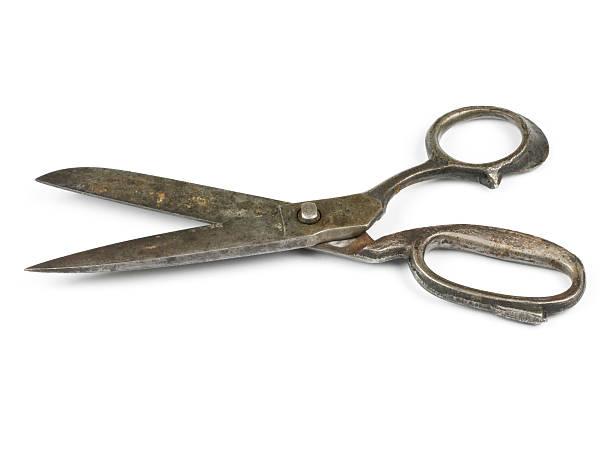 old scissors - xxmmxx stock photos and pictures