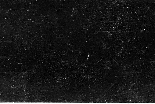 Old Scratched Film Strip Grunge Texture Background