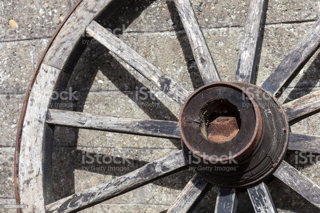 Old screw stock photo