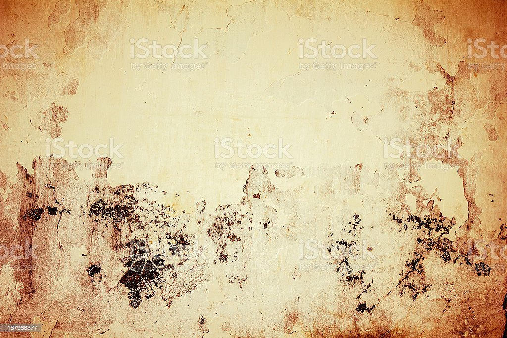 old shabby wall, textured background royalty-free stock photo