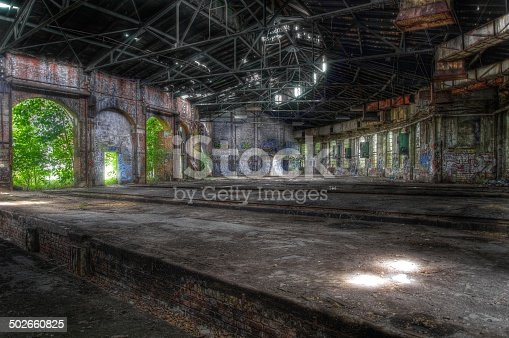istock Old Shed 502660825