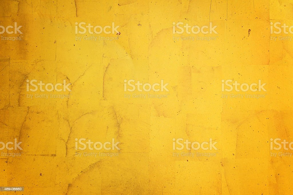 Old sheet bronze as background stock photo