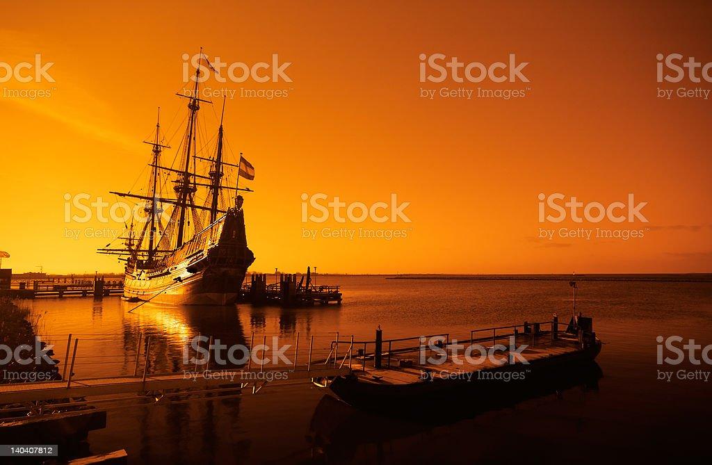 Altes Schiff – Foto