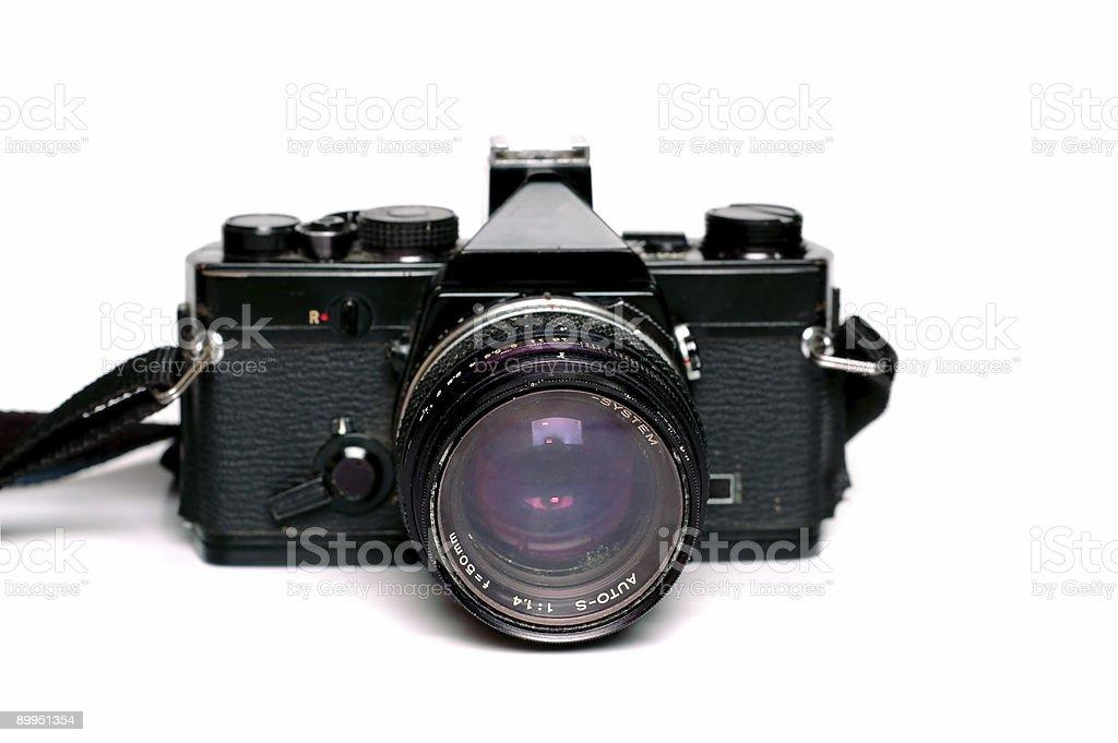 Old Spiegelreflexkamera – Foto