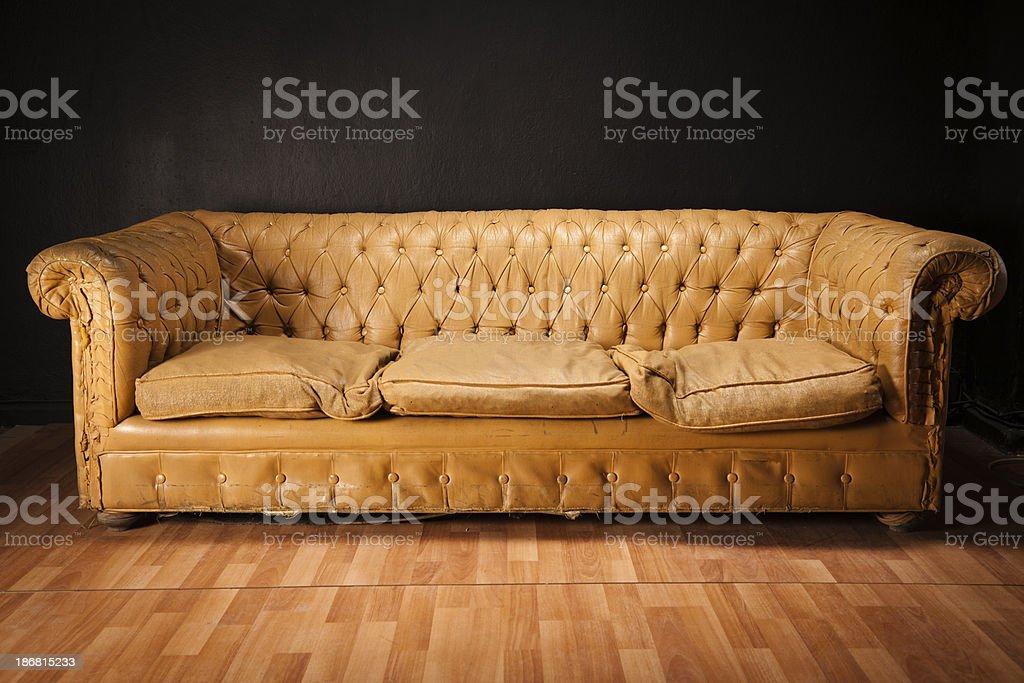 Alte Sofa – Foto