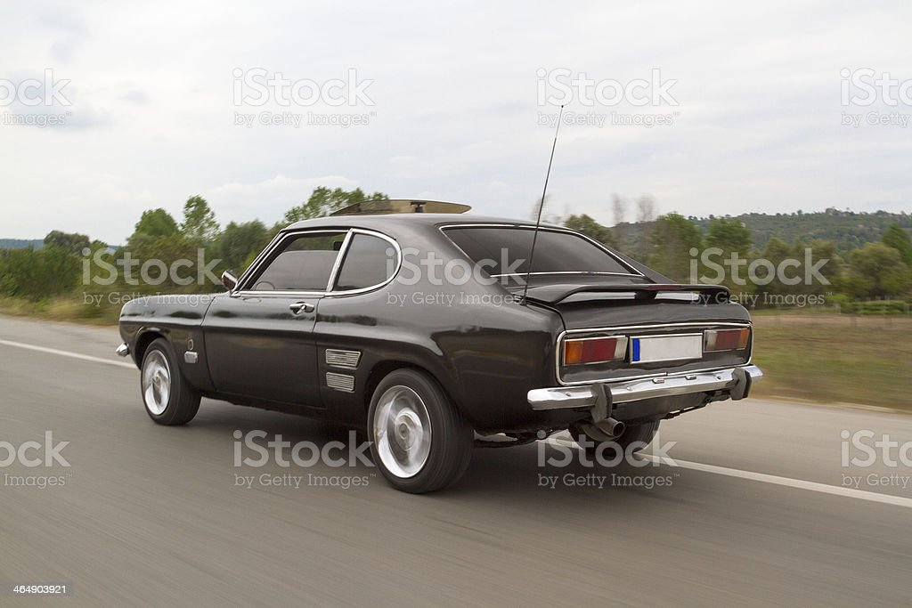 Old Sport Car Stock Photo & More Pictures of 1970-1979 | iStock
