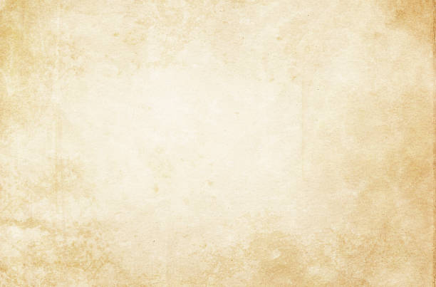 old stained paper texture. - antique stock pictures, royalty-free photos & images