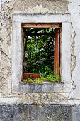 istock Old Stained Window 968092086
