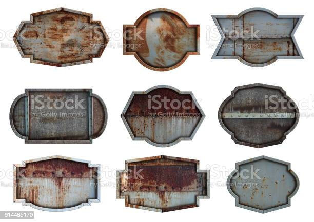 Old steel metal sign plate texture background isolated on white picture id914465170?b=1&k=6&m=914465170&s=612x612&h=kkeqdbfakyhm3t8eftzwj1ajqeublgo2qox73anyppw=